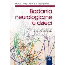 Badania neurologiczne u dzieci