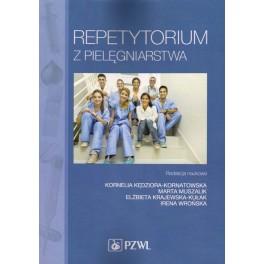 Repetytorium z pielęgniarstwa. Podręcznik dla studiów medycznych