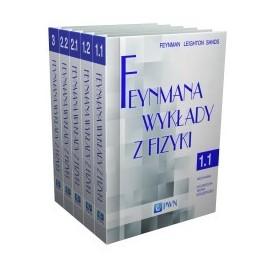 Feynmana wykłady z fizyki. T. 1-3 Nowe Wydanie