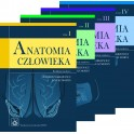 Anatomia człowieka Tom 1-4 Narkiewicz