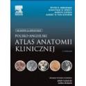 McMinn & Abrahams. Polsko-angielski atlas anatomii klinicznej