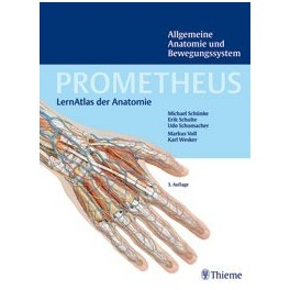 PROMETHEUS Atlas of Anatomy vol. I General Anatomy and Musculoskeletal System English language, Latin nomenclature