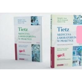 TIETZ Tom I+Tom II Medycyna Laboratoryjna w praktyce Przypadki Kliniczne. KOMPLET