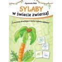 Sylaby w świecie zwierząt Ćwiczenia utrwalające naukę czytania sylabami