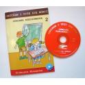 Seria logopedyczna Słucham i uczę się mówić  Zestaw Odmiana rzeczownika (Fleksja) - cz.2 + PŁYTA CD