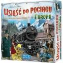 Wsiąść do Pociągu: Europa Polska edycja bestsellerowego Ticket to Ride: Europe