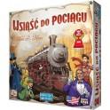 Wsiąść do Pociągu  USA Gra Polska edycja bestsellerowego Ticket to Ride z mapą USA