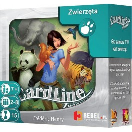 Cardline Zwierzęta NOWOŚĆ