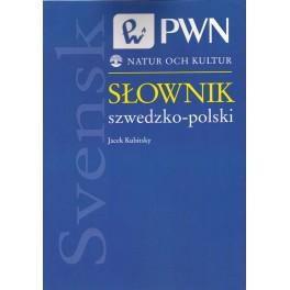 Słownik szwedzko-polski PWN