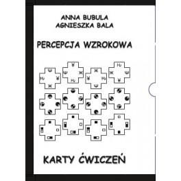 Karty ćwiczeń  Percepcja wzrokowa