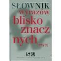 Słownik wyrazów bliskoznacznych PWN z CD-ROM