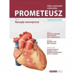 PROMETEUSZ Atlas Anatomii Człowieka Tom.II Szyja i narządy wewnętrzne