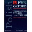 Wielki słownik polsko-angielski PWN-Oxford z CD