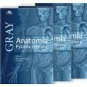 Anatomia Gray Pytania testowe Tom 1-3 KOMPELT