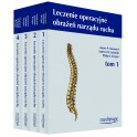 Leczenie operacyjne obrażeń narządu ruchu Tom 1-4 KOMPLET + 4 DVD