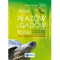 Atlas płazów i gadów Polski NOWY 2018