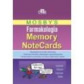 Mosby's Farmakologia. Memory NoteCards