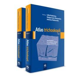Atlas trichoskopii TOM 1-2 NOWOŚĆ 2020