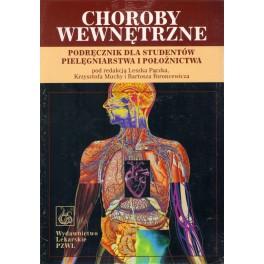 Choroby wewnętrzne - podręcznik dla studentów pielęgniarstwa i położnictwa