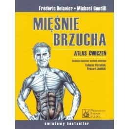 Mięśnie brzucha-atlas ćwiczeń