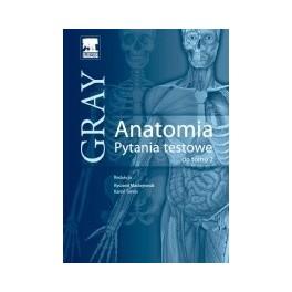 Anatomia Gray. Pytania testowe. Tom 2 (anatomia narządów wewnętrznych)